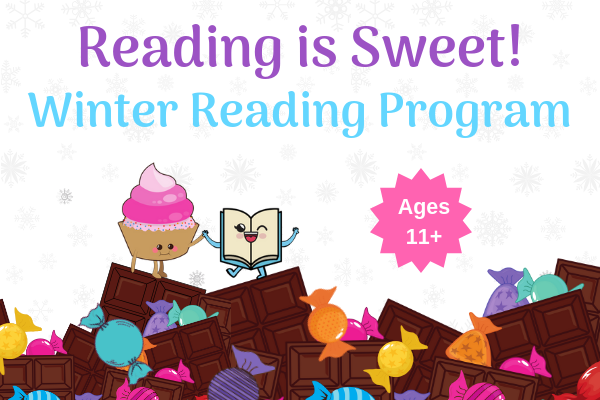 reading is sweet