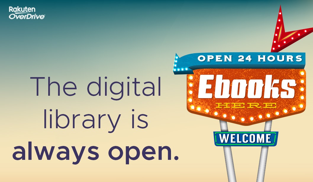The digital library is always open.