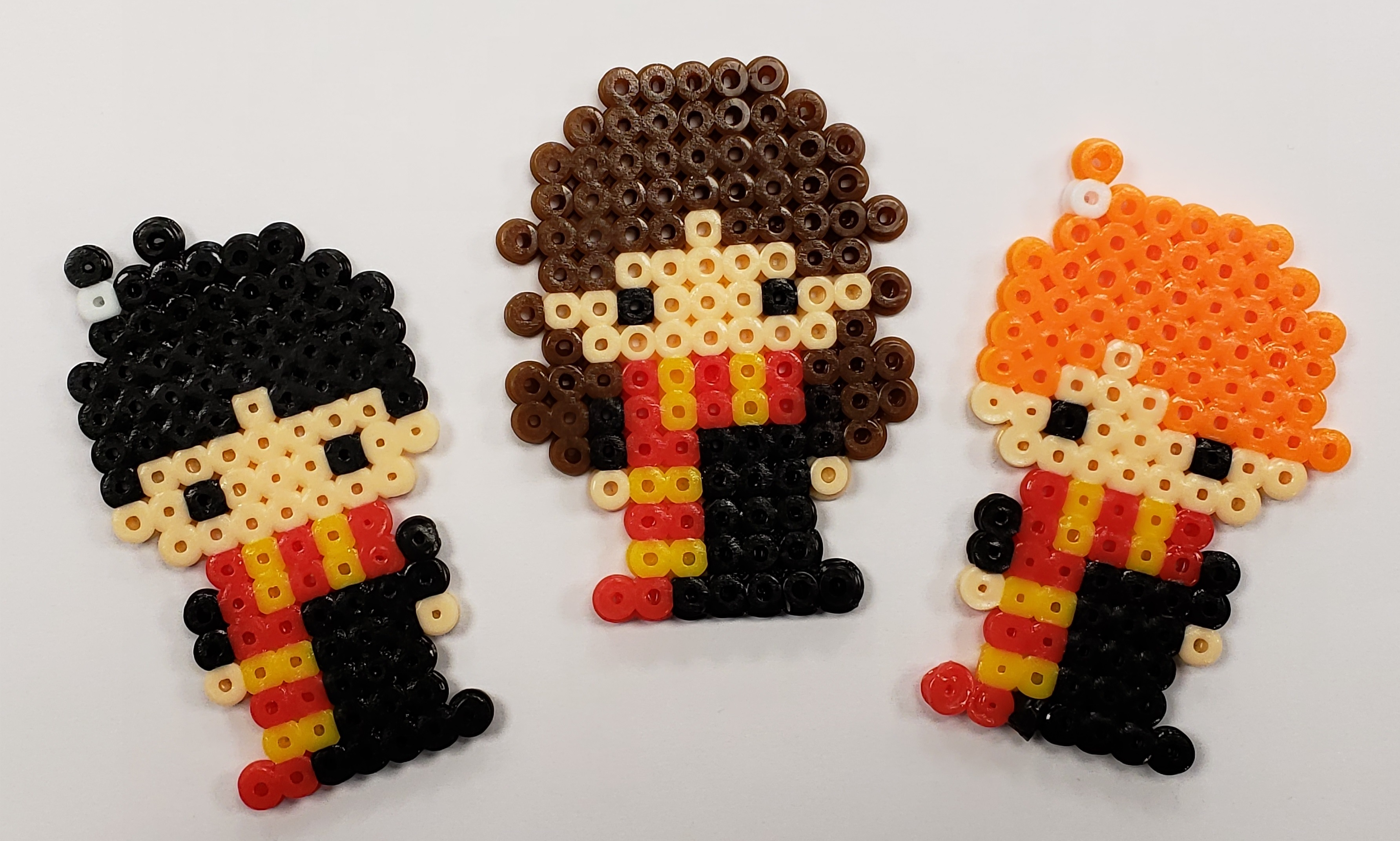 Tween/Teen: Harry Potter Perler Beads | Lincoln Public Library