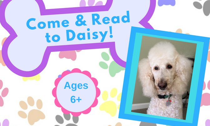 Come & Read to Daisy