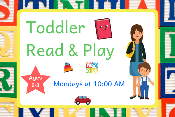 Toddler Read & Play