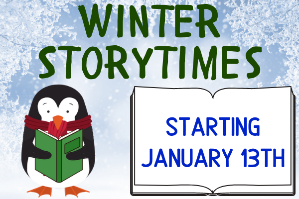 winter storytimes