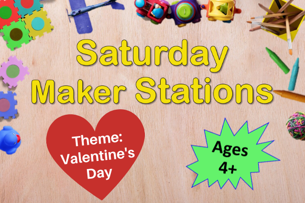 saturday maker stations