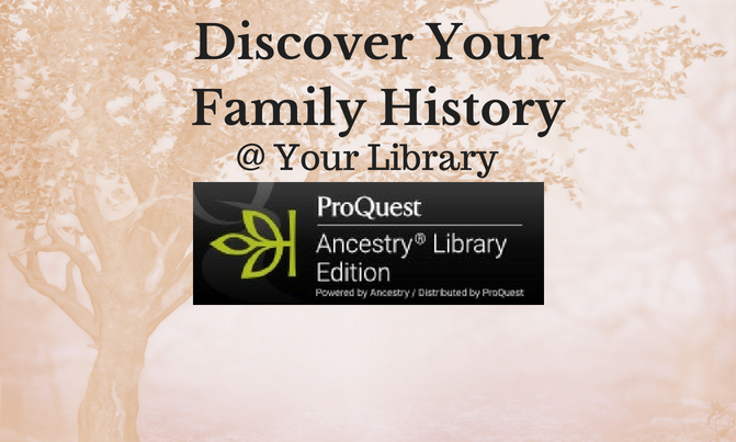 Ancestry Library Ed.